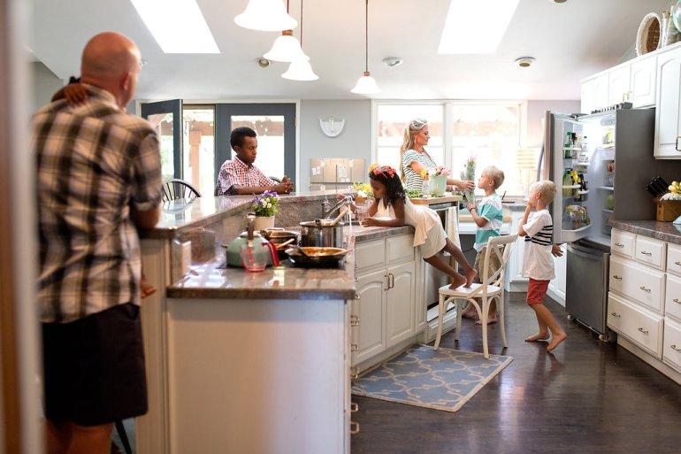 anderson family - kitchen copy